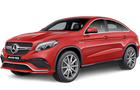 Mercedes-Benz GLE 63 AMG Coupe кроссовер 5 дв 2019 года